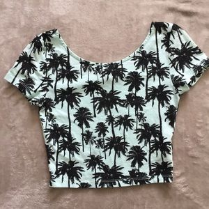 H&M Divided Women's Crop Top
